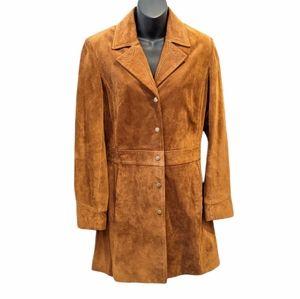 Danier women's suede jacket XS